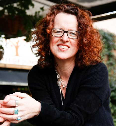 Photo of Professor Genevieve Bell, Distinguished Professor, Australian National University, Director, 3A Institute, and Senior Fellow, Intel