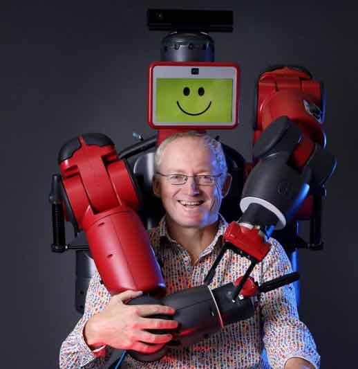 Photo of Professor Toby Walsh, Scientia Professor of Artificial Intelligence, UNSW Sydney and Data61